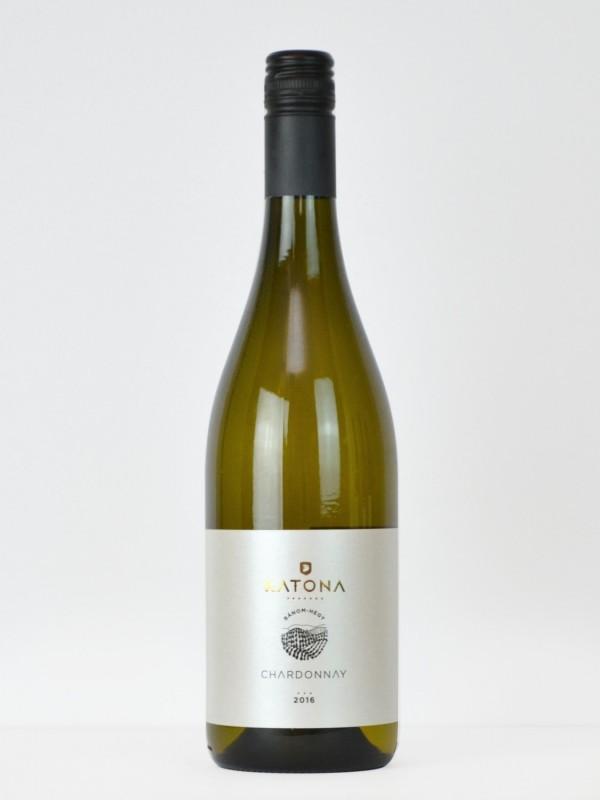 Chardonnay Hosszúdűlő 2018