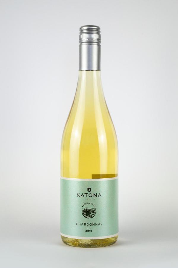 Chardonnay gyöngyöző 2019